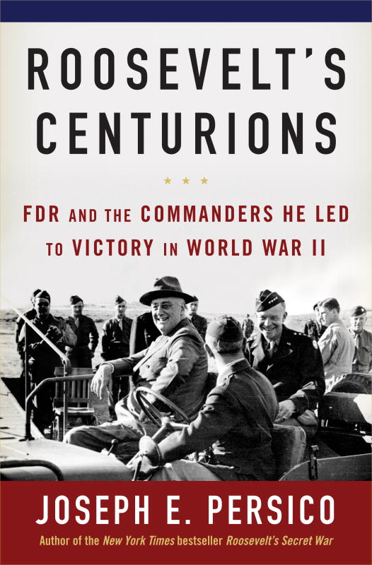 Roosevelt's Centurions Book Cover